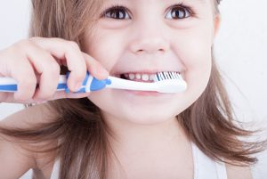 magic dental care Brushing
